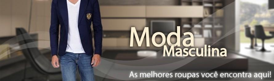 Banner - MODA MASCULINA