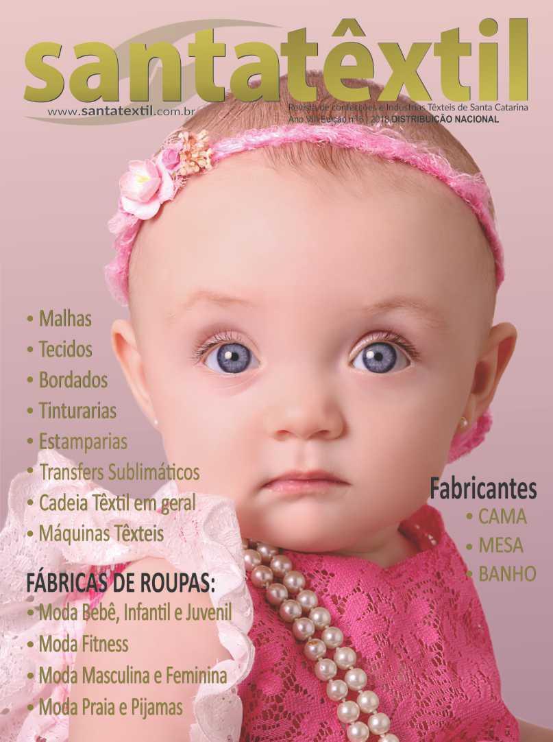 Revista Santa Têxtil 6ª Edicção