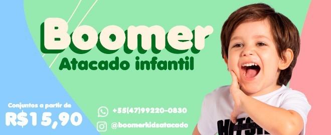 Banner - BoomerKids Atacado Infantil