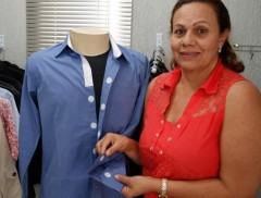 Empreendedora cria negócio de roupas adaptadas a necessidades especiais