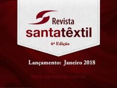 Anuncie na Revista Santa Têxtil 6ª Edição